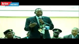 CS Nkaissery ridicules Wetangula over allegations that he got a thorough beating from wife