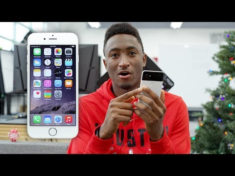 Download Apple Admits Slowing Down Old iPhones? Ask MKBHD V23! HD Mp4 3GP Video and MP3