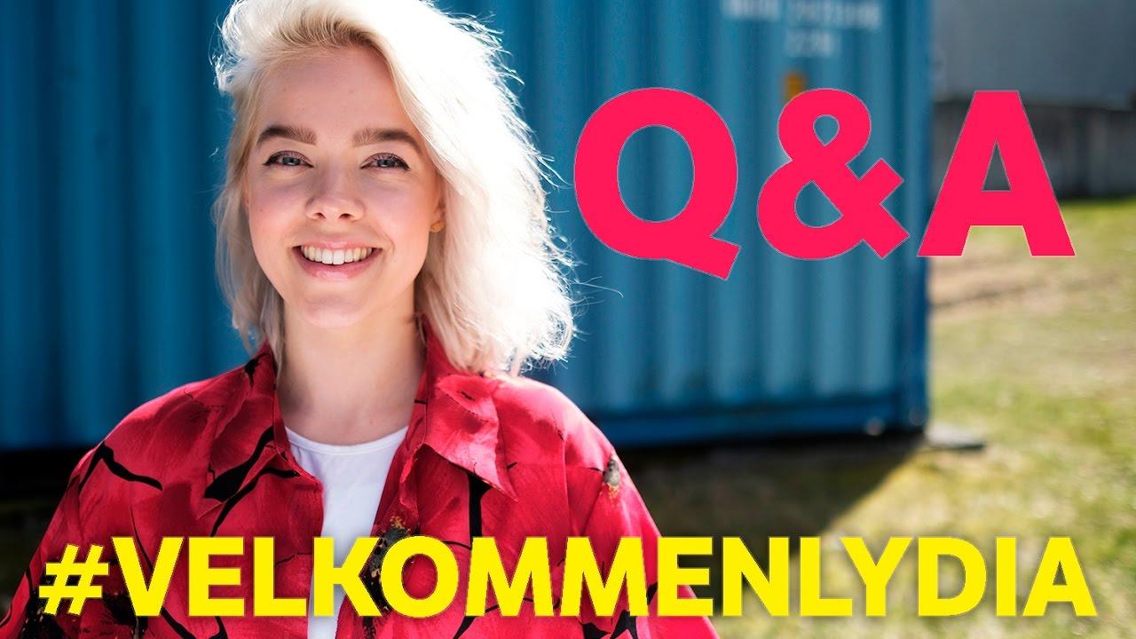 Lydia på NRK Super