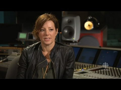 Why is Sarah McLachlan so happy?