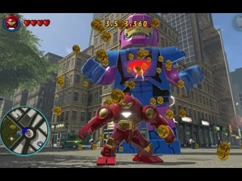 iron man - This video is a showcase of all of the Iron Man & Tony Stark characters that are playable in LEGO Marvel Super Heroes on the PS4. Here are the times for each...