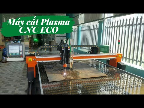 Máy cắt Plasma CNC Dòng Eco