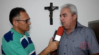 Salvam Mendes fala o Sindicato Rural de Nazarezinho