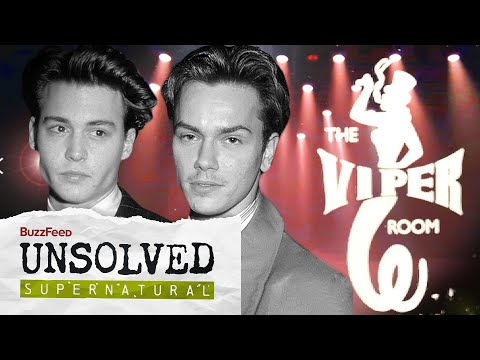 The Hollywood Ghosts of the Legendary Viper Room