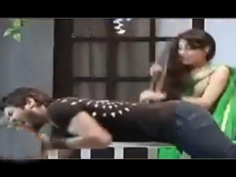 Pragya BEATS Abhi Badly With Stick!
