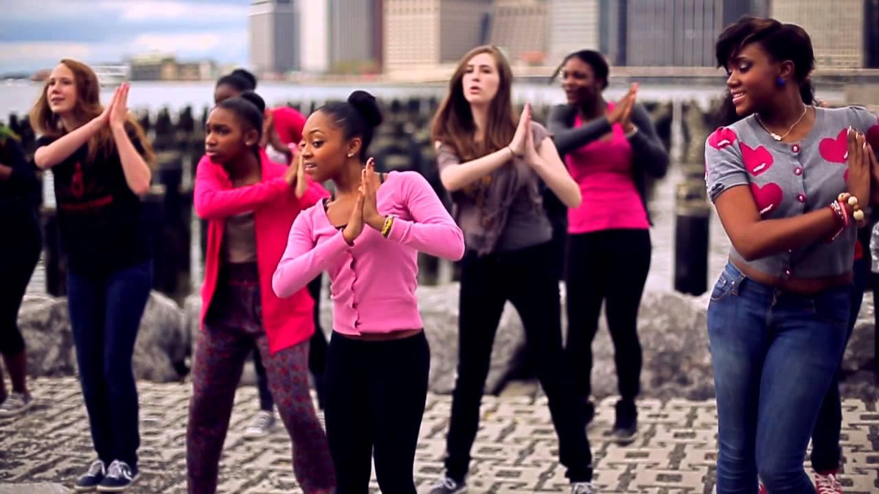 Durango baila contra la violencia hacia las mujeres y las niñas