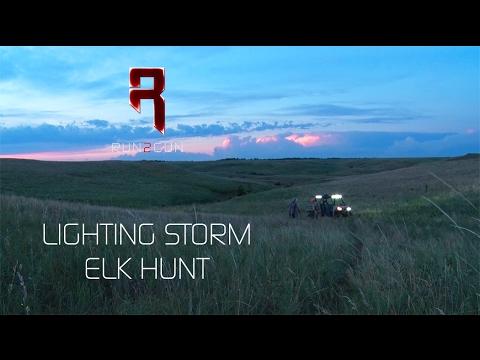 Lightning Storm Elk Hunt S4E5 Seg1