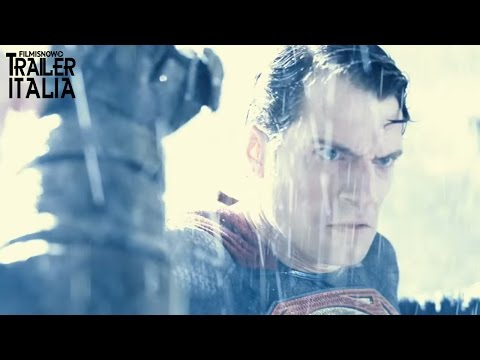 batman v superman: dawn of justice (trailer italiano finale)