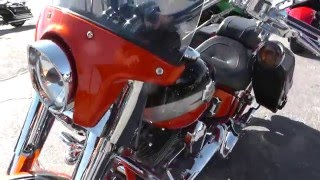 3. 952058 - 2010 Harley Davidson CVO Softail Convertible FLSTSE - Used Motorcycle For Sale