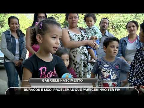 JMD (16/05/17) - Lixo, entulho e buracos em Goiânia e Aragoiânia