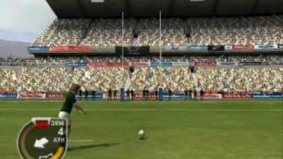 Rugby 08 MUP1.2: South Africa Vs New Zealand