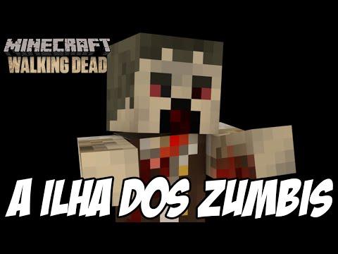 Minecraft The Walking Dead Ep 28 – A Ilha dos Zumbis