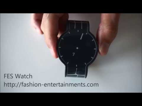 Sony secretly crowdfunds e-paper smartwatch for 2015 launch video