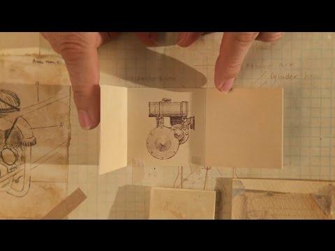 """Honda """"Paper"""": Seis décadas de história em dois minutos"""