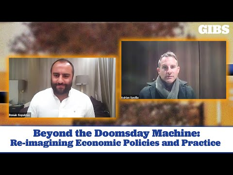 Beyond the doomsday machine: Reimagining economic policies and practice in a post-Covid world
