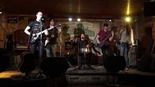 Video Mayham & Eggs: Blind Luck live@Stará pekárna, Brno, CZE