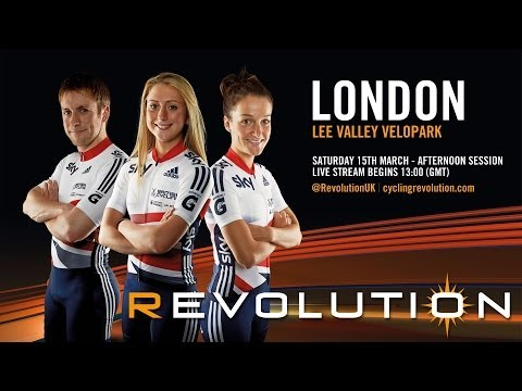 LIVE VIDEO: Revolution Series London, Saturday afternoon