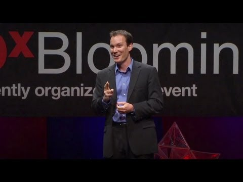 Better - http://www.ted.com We believe that we should work to be happy, but could that be backwards? In this fast-moving and entertaining talk from TEDxBloomington, p...