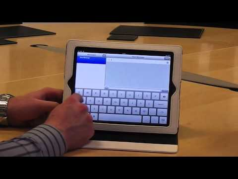 iMessage – Set up and use iMessaging on iPad