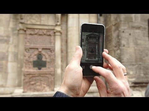 Η χρήση των κινητών για απεικονίσεις 4 διαστάσεων – futuris