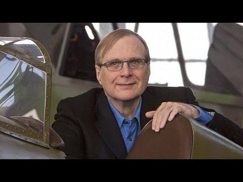 Πέθανε ο συνιδρυτής της microsoft Πολ Άλεν