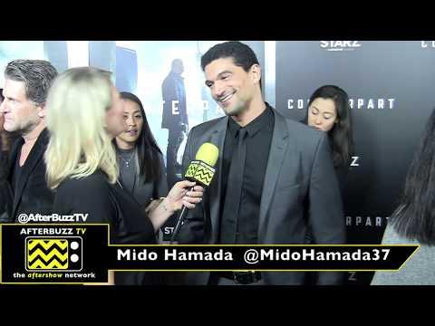 Mido Hamada at the 'Counterpart' Premiere 2018