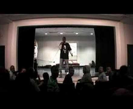 Anthony Collier Est St. Louis Comedy Show pt. 2