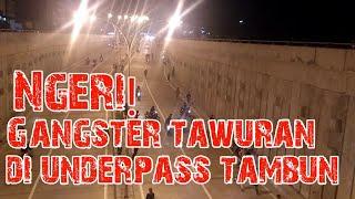 Video Gengster Tawuran Di Underpass Tambun Bekasi MP3, 3GP, MP4, WEBM, AVI, FLV Juli 2018