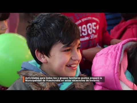 En la Escuela Ernesto Yáñez Rivera los niños y niñas disfrutaron de una entretenida función de circo con payasos y mago incluido.