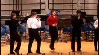 Men's Ensemble - Hot Chocolate