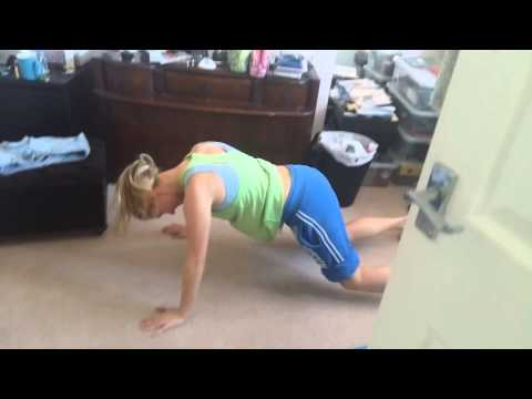 Insanity Workout Fail