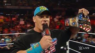 【2015/06/22】 John Cena在WWE RAW上用中文嗆爆 Kevin Owens (中文字幕) 我: Instagram : https://instagram.com/seanchristmas Twitter : https://twitter.com/seanchristmas Source...