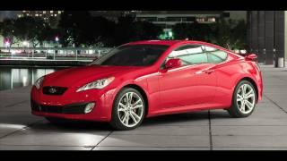 Real World Test Drive Hyundai Genesis Coupe 2010