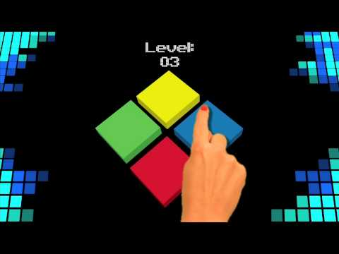 Video of Cubo: simon says memory game