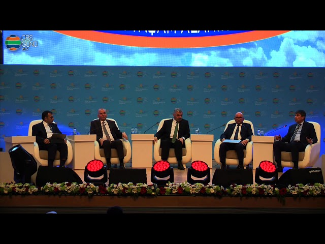 1. Panel Menderes Türel (30 Kasım 2017)