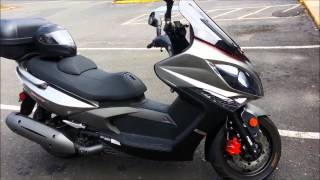 3. Kymco Xciting 2013 - 500cc
