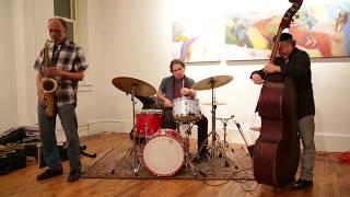 Daniel Carter, Ehran Elisha, Joe Fonda + John Blum - Not A Police State / Arts for Art - Jan 17 2017