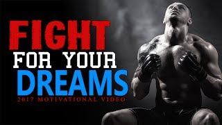 FIGHT FOR YOUR DREAMS! This is a powerful new motivational speech video for success and working out. If you have a dream and you are not there yet, know that its possible. You just have to keep going.I hope this motivational video will inspire you and motivate you! If you liked it please like, comment, and subscribe as it really helps! Thank you for watching!Also if you could turn on notifications (bell beside the subscribe button) to be notified of our new videos that would be great! ✉ ✉▂▂▂▂☛Keep up with us on Social Media!✔FACEBOOK: https://www.facebook.com/Motiversity/✔INSTAGRAM: https://www.instagram.com/motiversity/✔TWITTER: https://twitter.com/motiversity_✔OFFICIAL WEBSITE: https://www.motiversity.com/▂▂▂▂Speakers:Howard SchultzLes BrownWill Smith▂▂▂▂Music:Deliverance - Jo BlankenburgThe Truth - Audiomachine▂▂▂▂Powerful Motivational Videos & Compilations:BEST EVER #4: http://bit.ly/BestMotivationEverBEST EVER #5: http://bit.ly/WhereDidDreamGoWHAT'S YOUR WHY: http://bit.ly/FindAWhyNO EXCUSES: http://bit.ly/2pxdrIJ▂▂▂▂This video was inspired by:10 Years from Now - NspireWhat's Your Purpose - Beats Reloaded▂▂▂▂FAIR USE DISCLAIMERFair use is a use permitted by copyright statute that might otherwise be infringing. Our purpose, when making motivational videos, is not to steal other people's videos, but to make quality educational motivational video versions and share these with our viewers.1)This video has no negative impact on the original works (It would actually be positive for them)2)This video is also used for teaching purposes.3)It is not transformative in nature.4)I ONLY used bits and pieces of videos to get the point across where necessary.If you are the legal content owner of any videos posted into this channel and would like them removed please message me at joel@motiversity.com▂▂▂▂Help us caption & translate this video!http://amara.org/v/7OAa/