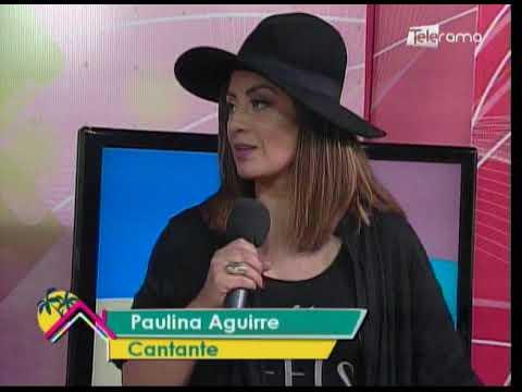 Paulina Aguirre Cantante