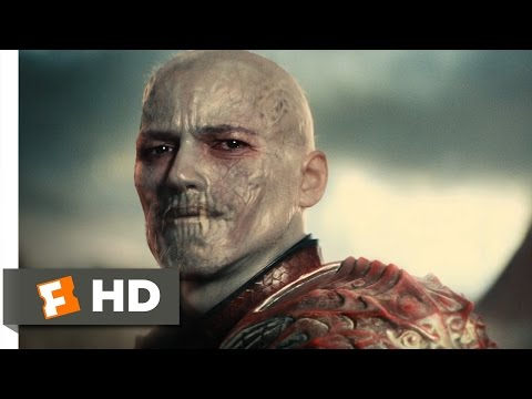 Dracula Untold (10/10) Movie CLIP - He's Safe Now (2014) HD