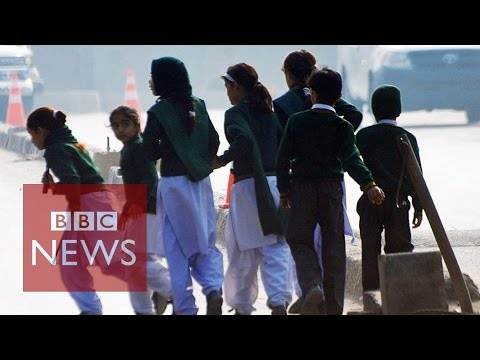 Kill - Subscribe to BBC News HERE http://bit.ly/1rbfUog 104 have been killed - at least 84 of them children - as Taliban militants attack a school in Pakistan's nor...