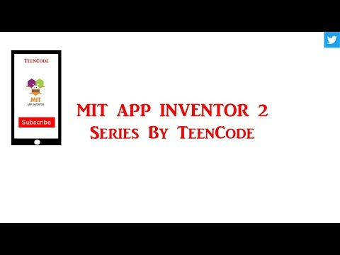 MIT App Inventor - TinyDB(Storage) And Strings