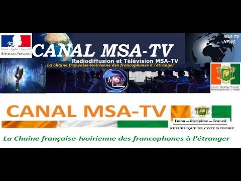 FRANCE- COTE D'IVOIRE :MISSION DE L' AMBASSADEUR DE FRANCE RCI