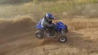 2. Yamaha YFZ 450 Ride ( no music )
