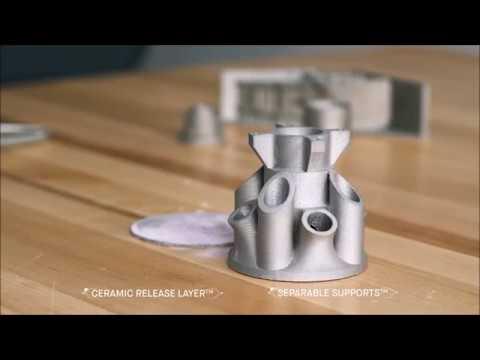 IMPRESORA 3D DESKTOP METAL STUDIO SYSTEM +
