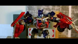 Video Transformers 5 Part 2 Stop Motion: One Shall Stand MP3, 3GP, MP4, WEBM, AVI, FLV November 2017