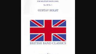 "Gustav Holst: ""First Suite in E-flat"""