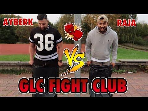 GLC FIGHT CLUB l AYBERK VS. RAJA !! (видео)