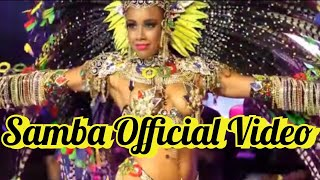 "Samba Video of the Official Samba Competition in Brazil Called ""Official Rio Queen of Carnival "". This video shows the samba ..."