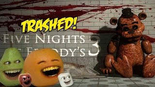 Nonton Annoying Orange   Five Nights At Freddy S 3 Trailer Trashed   Film Subtitle Indonesia Streaming Movie Download